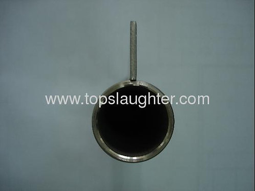 Slaughtering machinery spare parts Tube track
