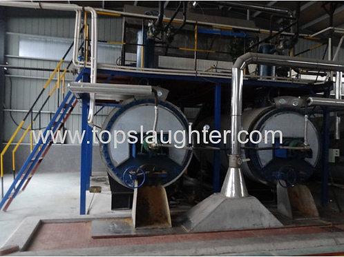 Rendering Equipment High Temperature Hydrolysis Ta