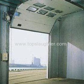 Frozen Storage Sectional Door