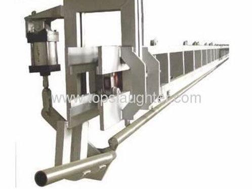 Slaughterhouse machinery Step-forth Conveyor
