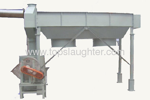 Rendering plant equipment Fish meal plants Air Coo