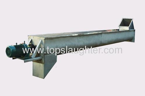meat processing equipment Spiral conveyor