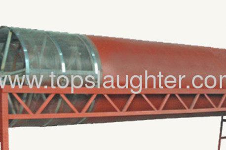 Rendering equipment for slaughterhouse