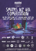 Smiths to host New Zealand IPA Competition.