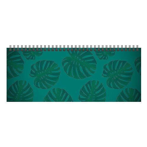 Planner de mesa - Tamanho: 28x10cm - FOLHAGEM
