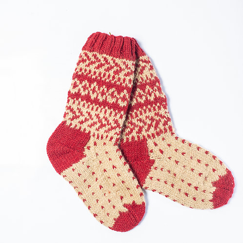 Great Falls Socks
