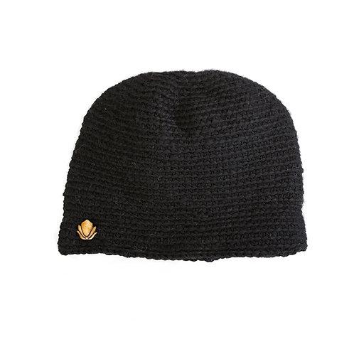 Sherpa Beanie, Black