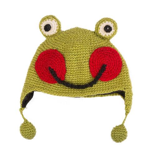 Froggy Earflap