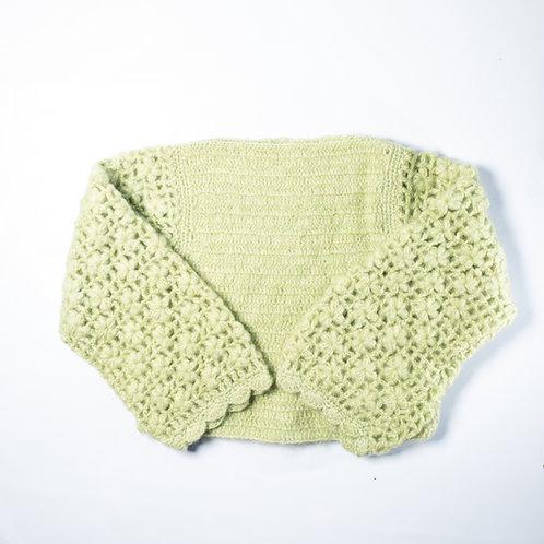 Daisy Crochet Sweater