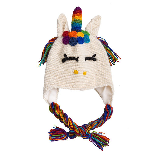 Unicorn Earflap