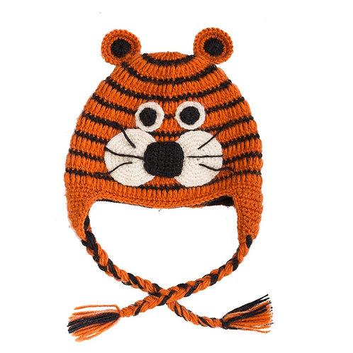 Tiger Earflap