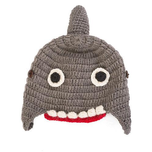 Shark Helmet Hat