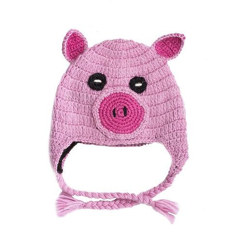 Piggy Earflap