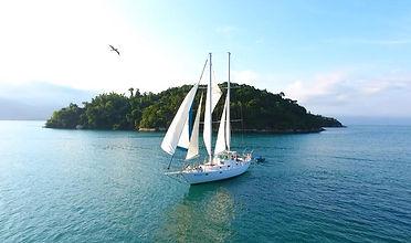 Aluguel de veleiro de 53 pés