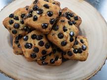 Chocolate Chip Keto Muffins