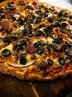 Lupin Pizza Crust