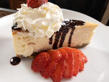 Keto Cheesecake With Graham Cracker Crust