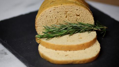 Keto Rosemary & Onion Bread
