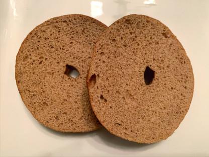 Cinnamon Keto Bagels