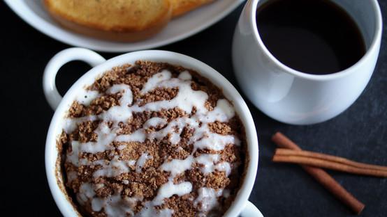 Maple Bacon Coffee Cake