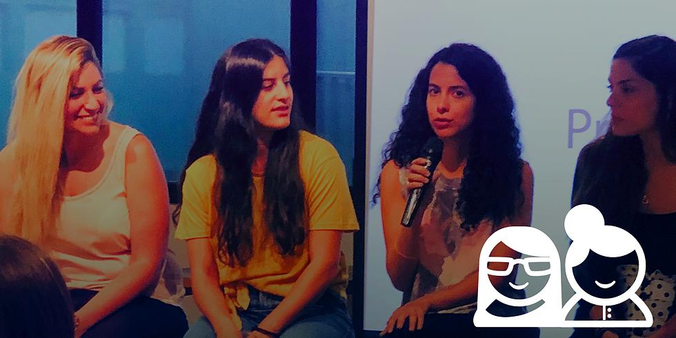 Data science meetup: Ladies, we need to talk