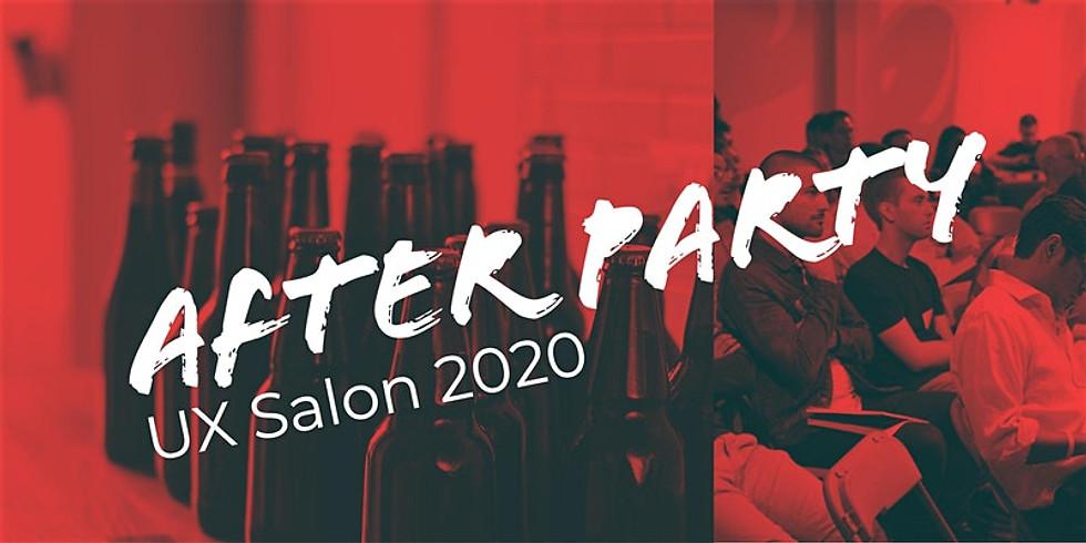 UX Salon 2020 After Party