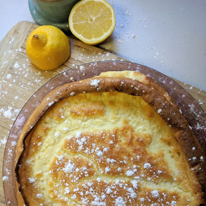 Dutch baby pancakes cure the blues