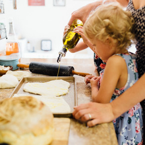How to cook with kids