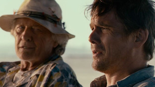 Rutger Hauer and Ethan Hawke on 24 hrs to Live
