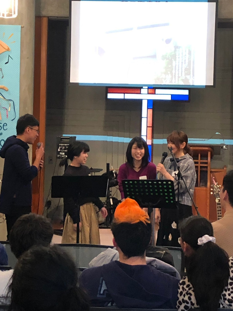 2019.3.3青年集会 朝日聖書教会