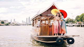 Supatra Cruise with Traditional Thai Costumes