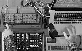 Tapelab, Live Performance met Ableton Workshop, Privé Lessen, Macbook Pro, Ableton Live, Nord Rack