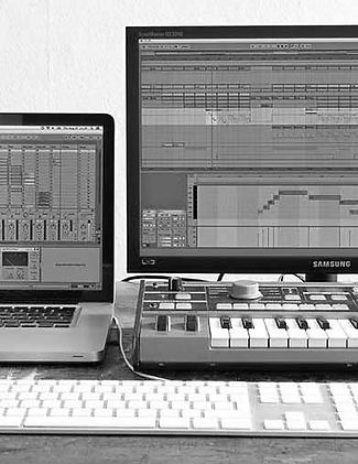 Tapelab, Ableton Live, Microkorg, Session View, Arrangement View, Keyboard, Clips, Ableton Live Workshop