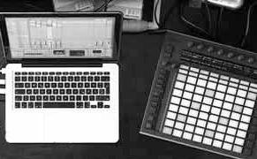 Tapelab, Ableton Push Workshop, Private Lessons, Macbook Pro, Ableton Push