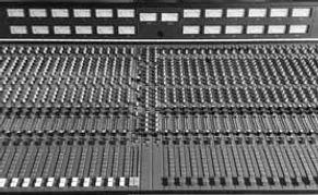 Tapelab, Opname Studio, mixing desk, mixer, mixing console