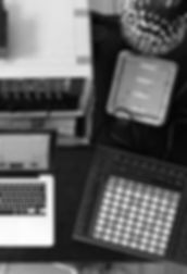Tapelab, Ableton Live, Ableton Push, Macbook Pro, Studio, Ableton Push Workshop, Privé Lessen