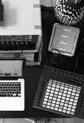 Tapelab, Ableton Live, Ableton Push, Macbook Pro, Studio, Ableton Push Workshop, Privé Lessen