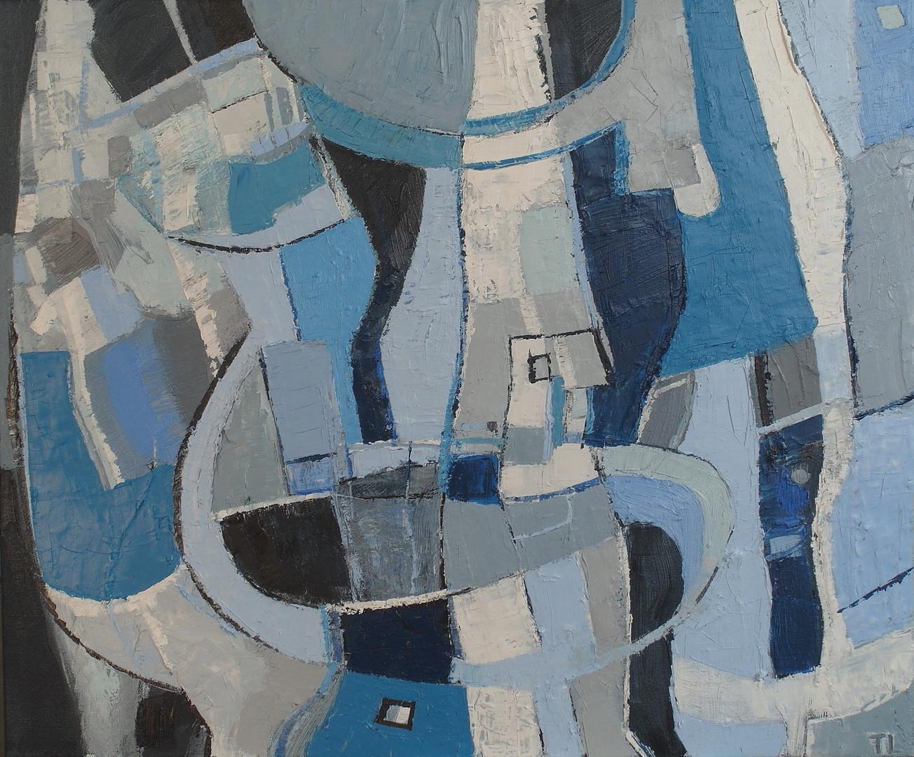 Santorini Grey Blue