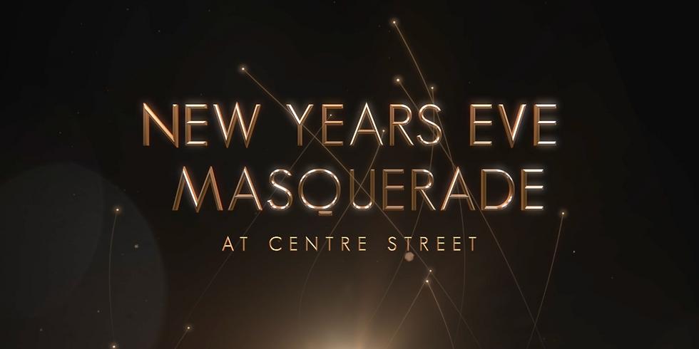 New Years Masquerade
