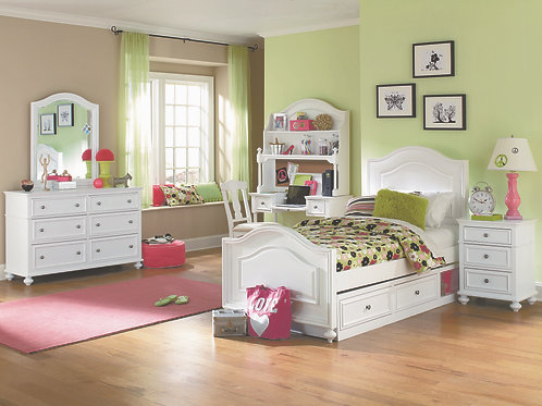 Madison Panel Twin Bed