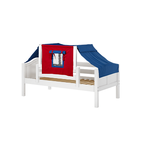 Maxtrix Twin Toddler Bed with Tent
