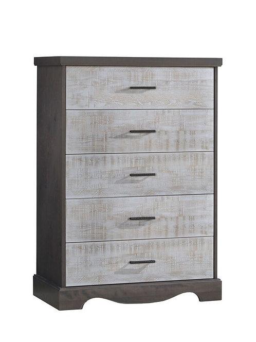 Matisse: 5 Drawer Dresser