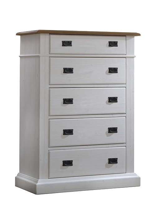 Cortina 5 Drawer Dresser