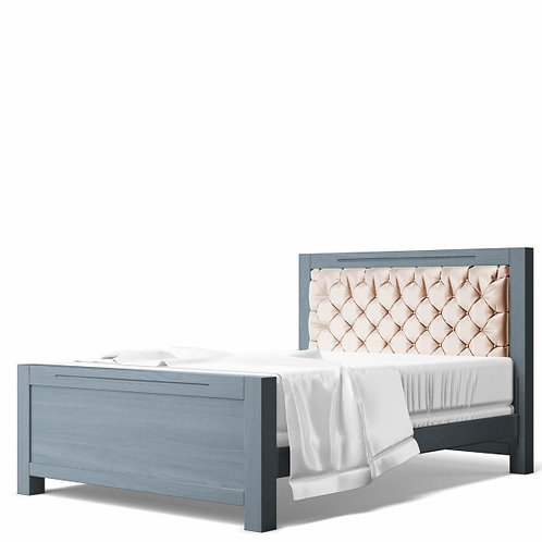 Romina Furniture: Ventianni Collection: Full Bed