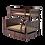 Thumbnail: Space Saver: Twin/Full Bunk + Trundle Storage