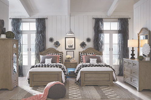 Farm House: Arched Twin Bed