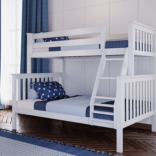 Saver Saver: Twin/Full Bunk Bed