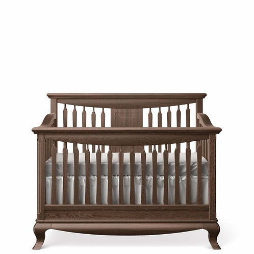 Romina Furniture: Antonio Convertible Crib / Open Back