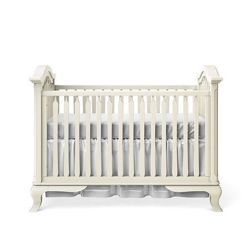 Romina Furniture: Cleopatra Classic Crib