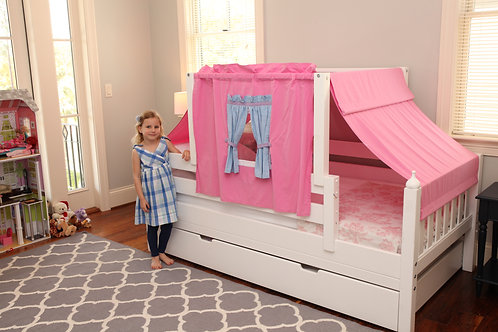 Maxtrix Full Toddler Bed with Tent